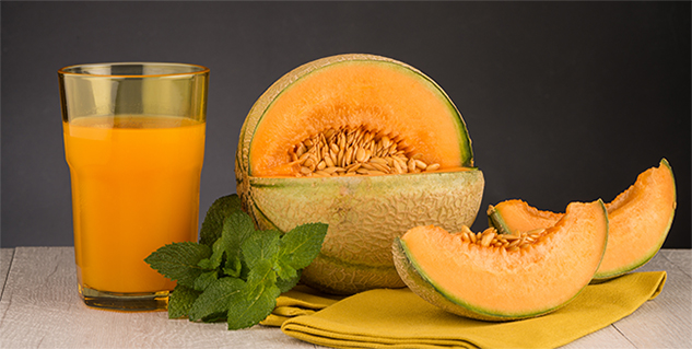 meskmelon in hindi