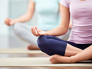 Try these mantra <strong>yoga</strong> poses