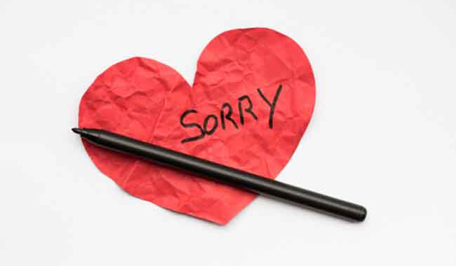4 Ways to make a better apology