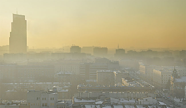 How to protect yourself from deadly smog