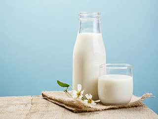 Surprising health benefits of <strong>milk</strong>