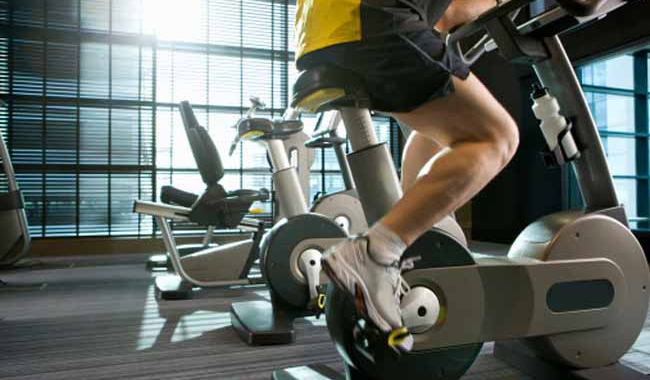 Indoor-cycling-workout and its many benefits