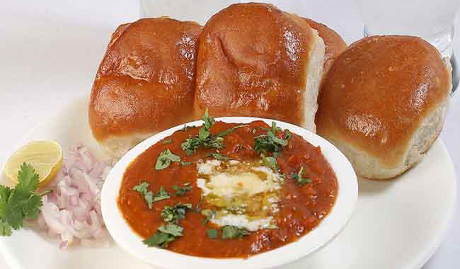 Tasty kabab pav recipe : smart version of pav bhaji