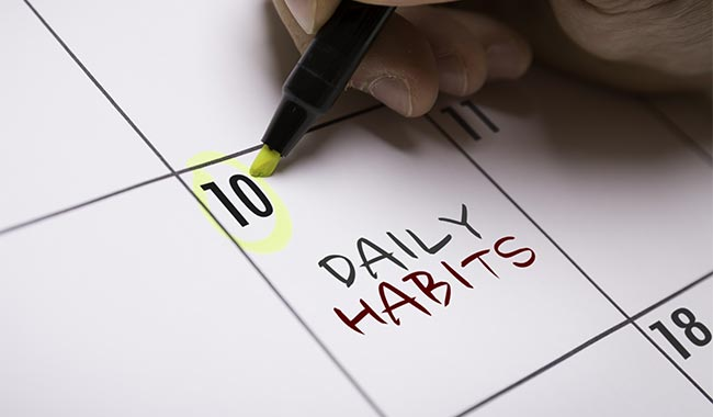 7 Daily Habits that Will Make You Healthier