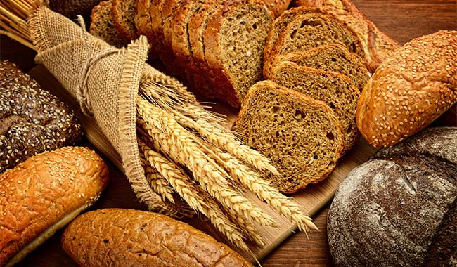 These 9 Types of Breads Help You to Lose Weight