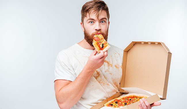 Craving that another slice of pizza? Blame your brain!
