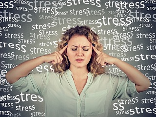 Does stress cause <strong>weight</strong> <strong>gain</strong>?