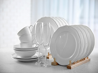 <strong>Benefits</strong> of eating in <strong>quality</strong> dinnerware
