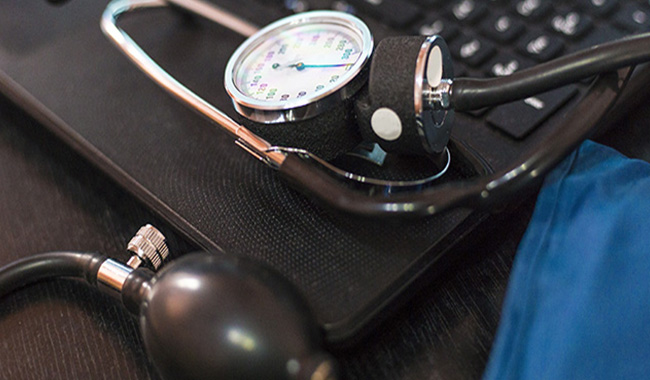How to manage high blood pressure in winter