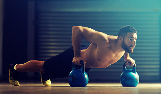 Kettle bell exercises that beginners can try