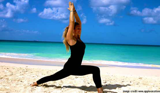 Try these yoga poses for better life