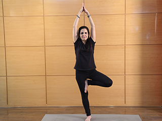 Try these <strong>yoga</strong> poses for better life