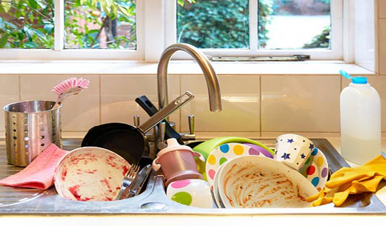 Keep your kitchen clean and tidy with these easy tips