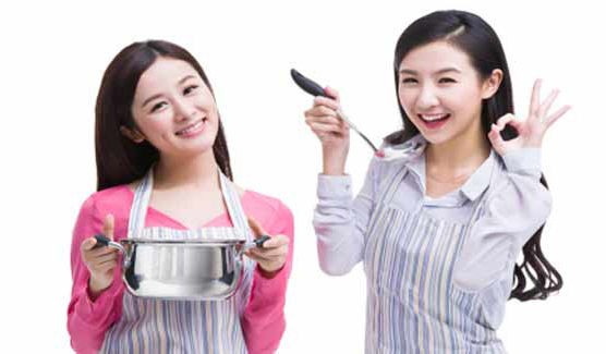 Choosing healthy cookware for safe nutrition