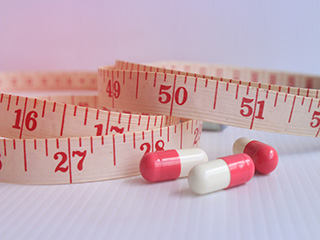 Side-effects of weight loss supplements