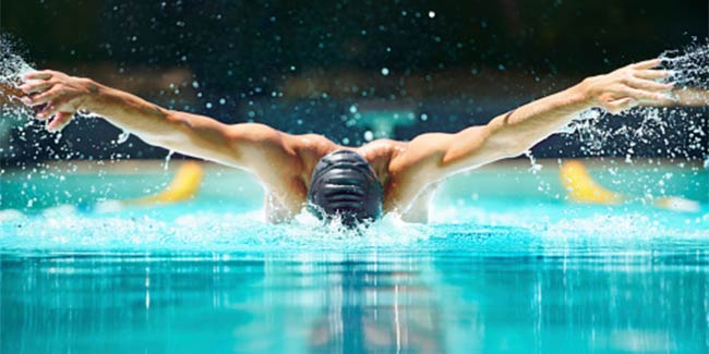 Does swimming help you lose weight?