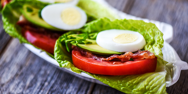 Trying to lose weight? A low carb diet might help