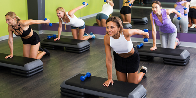 These 5 exercises can help girls lose weight quickly