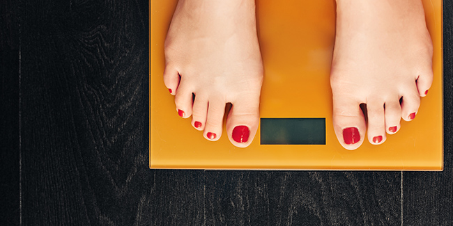 Here are some tips that can help you maintain a healthy weight