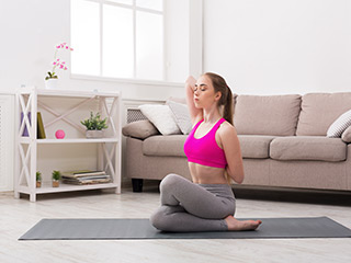 These 3 exercises can help you gain weight at home