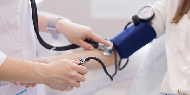Know how you can deal with low blood pressure