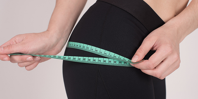 These 3 simple tips can help you lose weight around your butt