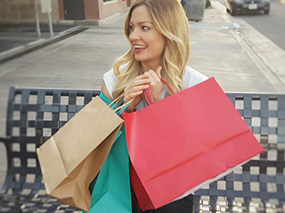 Can shopping help relieve stress? Here's the answer!