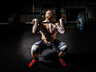 What exercise can <strong>men</strong> do to improve their overall health
