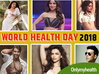 World Health Day: Bollywood Celebs Who Gave us <strong>Fitness</strong> Goals
