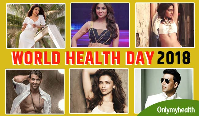 World Health Day: Bollywood Celebs Who Gave us Fitness Goals