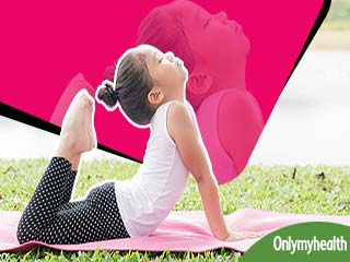 Keep your Kid Healthy with These <strong>Yoga</strong> <strong>Poses</strong>