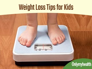 Weight Loss Tips for <strong>Kids</strong>