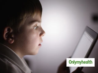 Too much screen time damages kids' <strong>vision</strong>