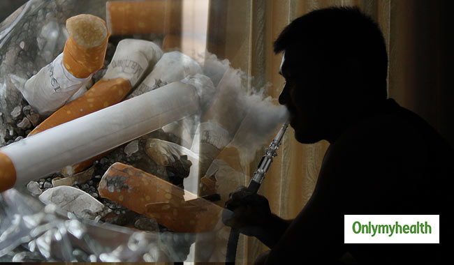 30 minutes of Hookah Smoking Can Lead to Heart Diseases: Study