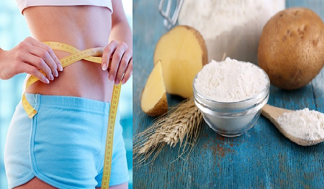Lay off these starches to lose weight