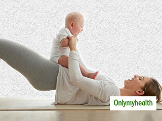 5 Easy Exercises to <strong>Lose</strong> <strong>Belly</strong> <strong>Fat</strong> after Pregnancy