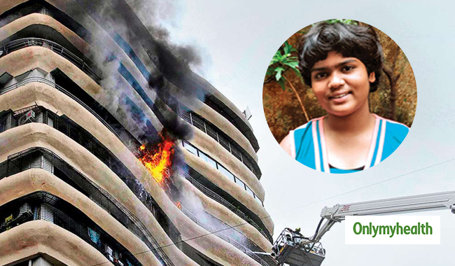 Mumbai Fire: 10-year-old saved 12 people from suffocating