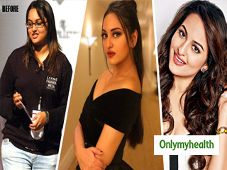 Sonakshi Sinha's <strong>Journey</strong> from Flab to Fab: Know her Diet & Workout Plan