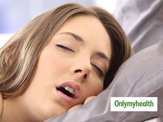 4 Ways To Stop Drooling While <strong>Sleeping</strong>