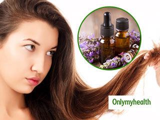 Massage These Essential Oils to Prevent <strong>Hair</strong> Fall