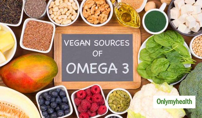 Fish is not the only one with Omega-3, these foods can help too