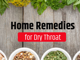 Home Remedies for a Sour Throat