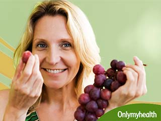 Eating Grapes Can Help Avoid Depression