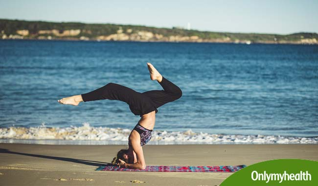 Kick Start Your Day with These Easy Yoga Postures