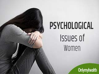 <strong>Psychological</strong> Issues of Women Over 50