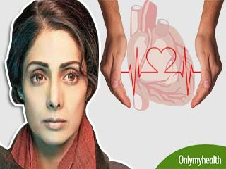 Sridevi Died of a <strong>Cardiac</strong> <strong>Arrest</strong>, Not a Heart Attack: Know the Difference
