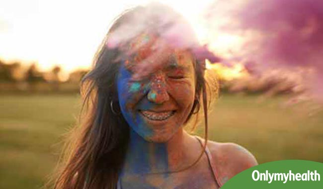 How to Remove Holi Colours from Your Skin