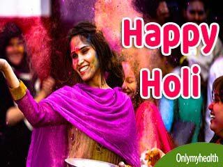 Holi Colours Can Cause These Skin Diseases, Be Careful