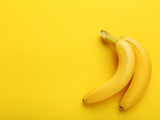 After apple, <strong>banana</strong> a day will also keep the doctor away!