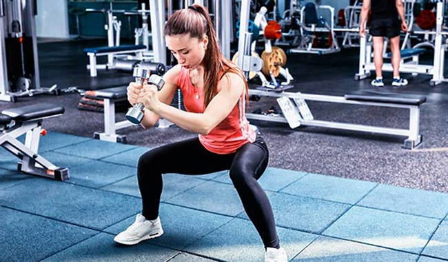 5 exercises that can help girls gain weight fast